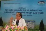 Vinamilk tư vấn chăm sóc sức khỏe cho Người cao tuổi Kiên Giang