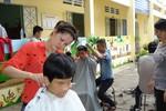 Chùm ảnh: Cộng đồng chung tay giúp đỡ người khuyết tật