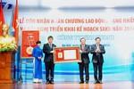 VinaPhone vinh dự nhận Huân chương Lao động hạng Nhất