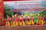 Trường Ngôi sao HN ủng hộ hơn 180 triệu cho trẻ em nghèo Hà Giang