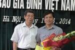 Báo Gia Đình Việt Nam có Tổng biên tập mới