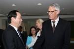 Bộ trưởng Trần Đại Quang thăm và làm việc tại Cộng hòa Liên bang Đức