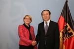 Đức-Việt tiếp tục bắt tay phòng chống tội phạm nguy hiểm, có tổ chức