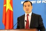 Yêu cầu Trung Quốc không tái diễn xâm phạm vùng biển Việt Nam