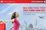 """Techcombank lọt top 10 """"Hàng Việt tốt – dịch vụ hoàn hảo 2014"""""""