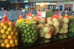 80% hoa quả tại sân bay Nội Bài là hàng TQ: Bộ Công thương lên tiếng