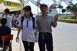 Quảng Bình: 48 thí sinh vắng mặt trong buổi thi đầu tiên