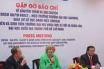Hiệu trưởng đại học Harvard khéo léo nhắc về lịch sử với sinh viên Việt Nam