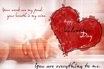 Những lời chúc ngọt ngào, ý nghĩa nhất ngày Valentine (Phần 2)