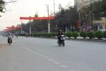 Đường đẹp nhất Điện Biên sẽ mang tên Đại tướng Võ Nguyên Giáp