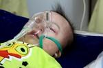 Đối phó với bệnh sởi: Thêm hơn 80 tỷ đồng và 12 máy thở