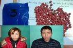Bắt 2 đối tượng buôn bán 550 viên ma túy tổng hợp