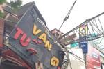 Thi công đường sắt Nhổn - ga Hà Nội: Cần cẩu sập đè 2 người đi đường