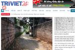 """Trí Việt 24h """"tác oai, tác quái"""", tiếp tục thách thức cơ quan chức năng"""
