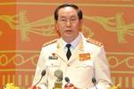 Bộ trưởng Trần Đại Quang: Luôn vững vàng trước sự tấn công của thế lực thù địch