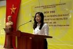 Lãnh đạo Phòng giáo dục Hai Bà Trưng từ chối trả lời phóng viên là sai luật