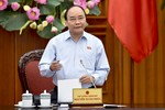 """Thủ tướng nói """"điều trăn trở """"với lãnh đạo chủ chốt tỉnh Sóc Trăng"""