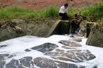Tập trung kiểm tra, xử lý các hành vi xả thải gây ô nhiễm môi trường