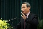 Khởi tố ông Phí Thái Bình, cựu Phó chủ tịch Hà Nội