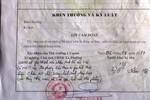 Người dân Thanh Hóa bị Chủ tịch xã xác nhận gây khó vào sơ yếu lý lịch