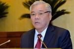 Miễn nhiệm ông Phan Văn Sáu không phải vì cán bộ này có sai lầm hoặc bị kỷ luật