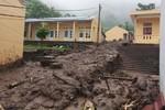 Nhiều trường học tại huyện Mường Lát phải hoãn khai giảng