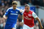 Link Sopcast xem đại chiến Arsenal - Chelsea