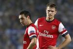 Arsenal: Một tuyến giữa, hai 'ông chủ'