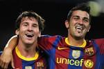 Messi hục hoặc với Villa hay có một âm mưu nào đó?