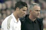 Mourinho và Ronaldo tranh cãi kịch liệt