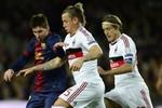 Messi bỏ lỡ cơ hội nhân đôi cách biệt