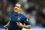"""Franck Ribery: Khi """"mặt sẹo"""" lại cười"""