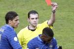 Sao trẻ Pháp Paul Pogba lĩnh thẻ đỏ: Phút nông nổi của tuổi trẻ