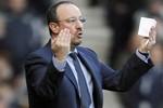 Benitez sẽ tung đội hình Chelsea mạnh nhất đấu Basel