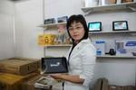 """Lộ diện """"iPad"""" của Bắc Triều Tiên"""