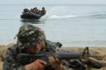 Philippines phủ nhận tin đưa 800 binh sĩ đến Trường Sa