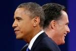 Obama giành chiến thắng trong cuộc tranh luận cuối cùng