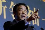 Trung Quốc bắt đầu điều tra hình sự Bạc Hy Lai