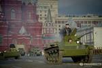 Nga diễu binh hoành tráng kỷ niệm 71 năm Hồng quân ra trận