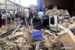Hiện trường sau động đất 7,4 độ richter tấn công Guatemala