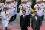 Ảnh: Tổng thống Iran thăm Việt Nam