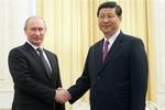 Mỹ đã đẩy Nga và Trung Quốc sát lại gần nhau