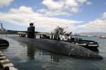 Tàu ngầm hạt nhân Mỹ đụng độ tàu cá tại vùng Vịnh