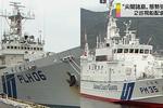 Nhật Bản tăng viện 2 tàu tuần tra tới Okinawa bảo vệ Senkaku