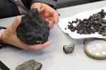 Cận cảnh khối thiên thạch giá hơn 1 tỷ vừa được tìm thấy ở Nga