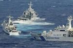 Mỹ, Nhật bàn kế hoạch tác chiến đối phó Trung Quốc đánh chiếm Senkaku