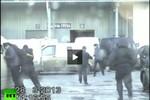 Video: Cảnh sát Nga đột kích thu giữ 350 kg tiền mặt tại sân bay