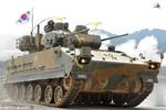 F-22, xe tăng, pháo binh Mỹ - Hàn áp sát biên giới Triều Tiên