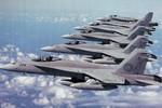 Mỹ triển khai 12 máy bay chiến đấu F/A-18 đến Philippines tập trận