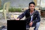Phiến quân chế ảnh nướng đầu phi công quân đội chính phủ Syria